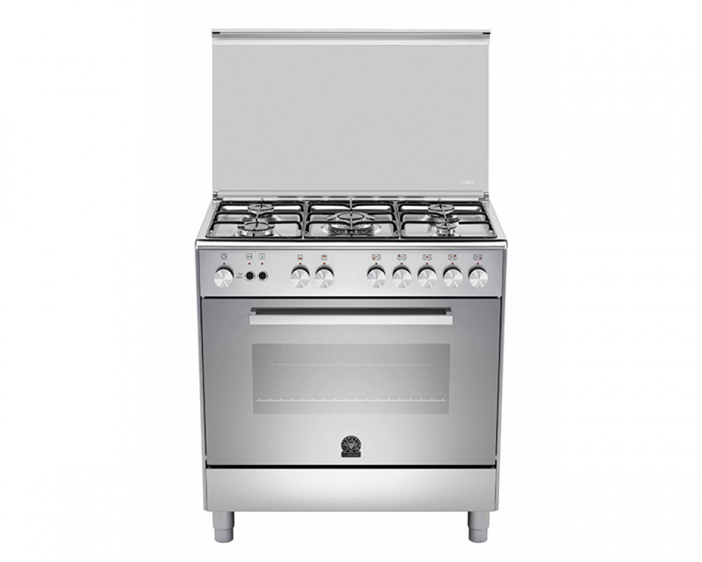 Gas stove 50 x 80 cm Stainless steel grill TU85C31DX