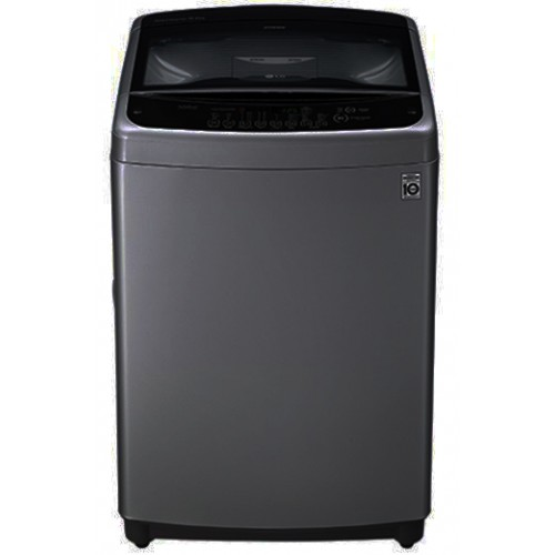 LG washing machine with a capacity of 13.2 kg above the engine engine in gray color T1388NEHTE