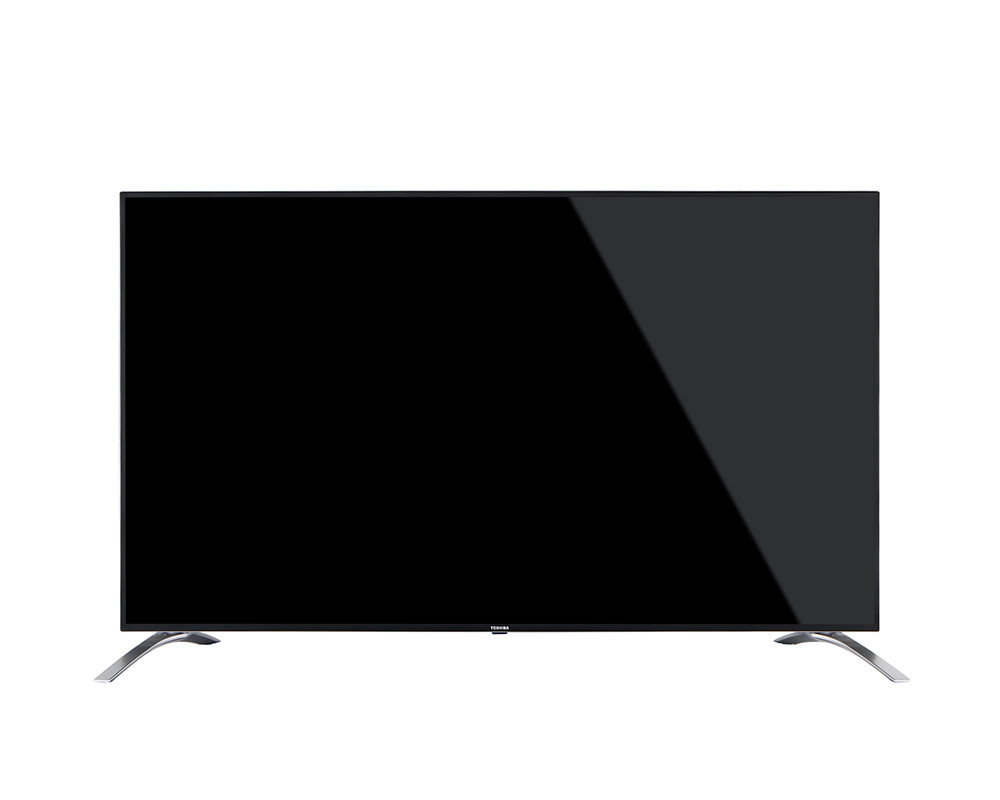 Toshiba 65-inch Smart TV with Built-In Receiver 65U8660EA 4K LED