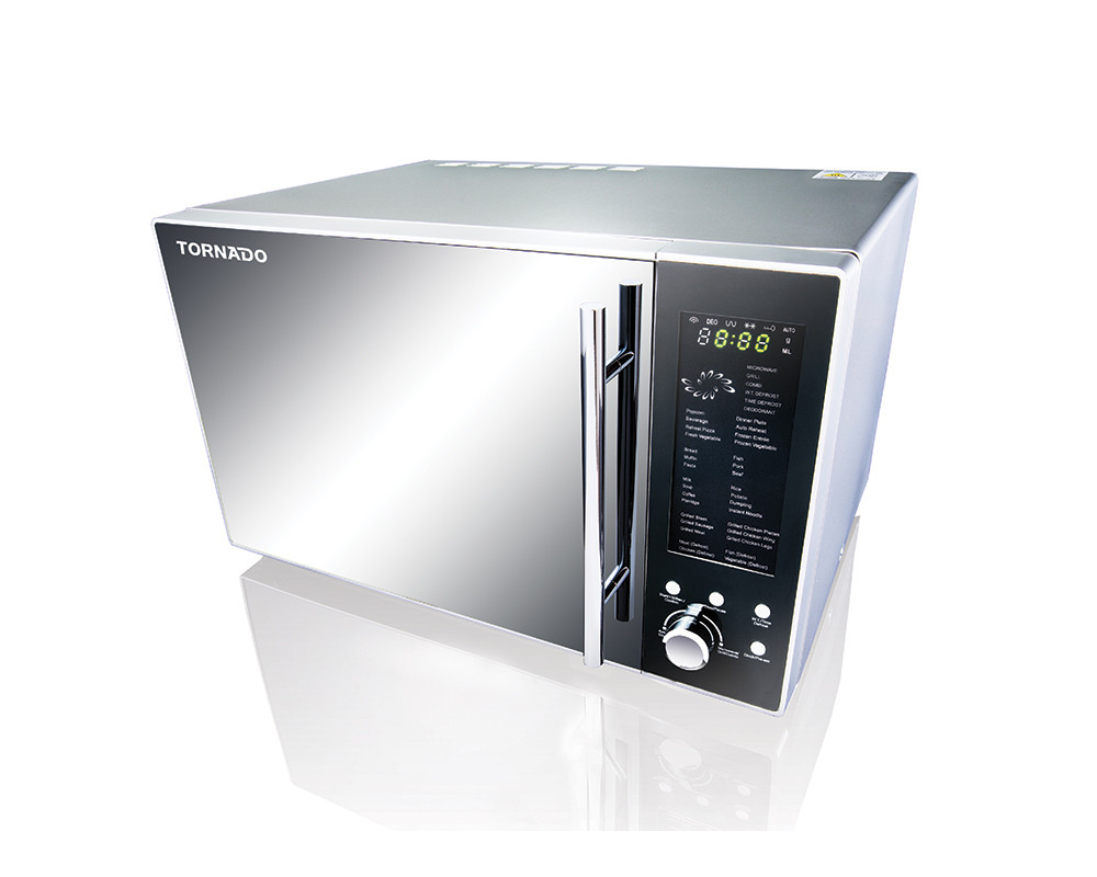 Tornado 30 Liter Microwave Oven with Digital Screen & Grill TM-30S