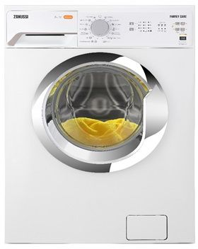 Zanussi ZWF50820WW Washing Machine - 5kg, White