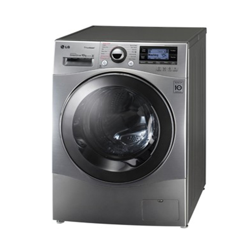 LG washing machine 10.5 kg 1400 steam roll FH4A8JDSK6
