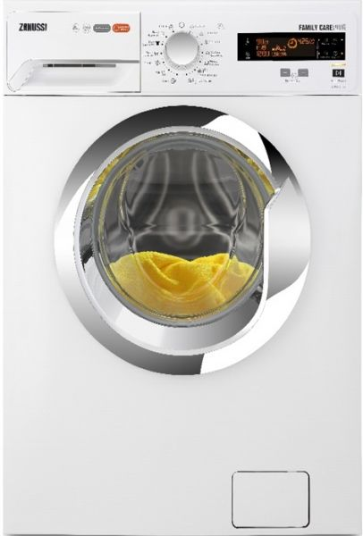 Digital washing machine from Zanussi ZWF81251WX - 8 kg