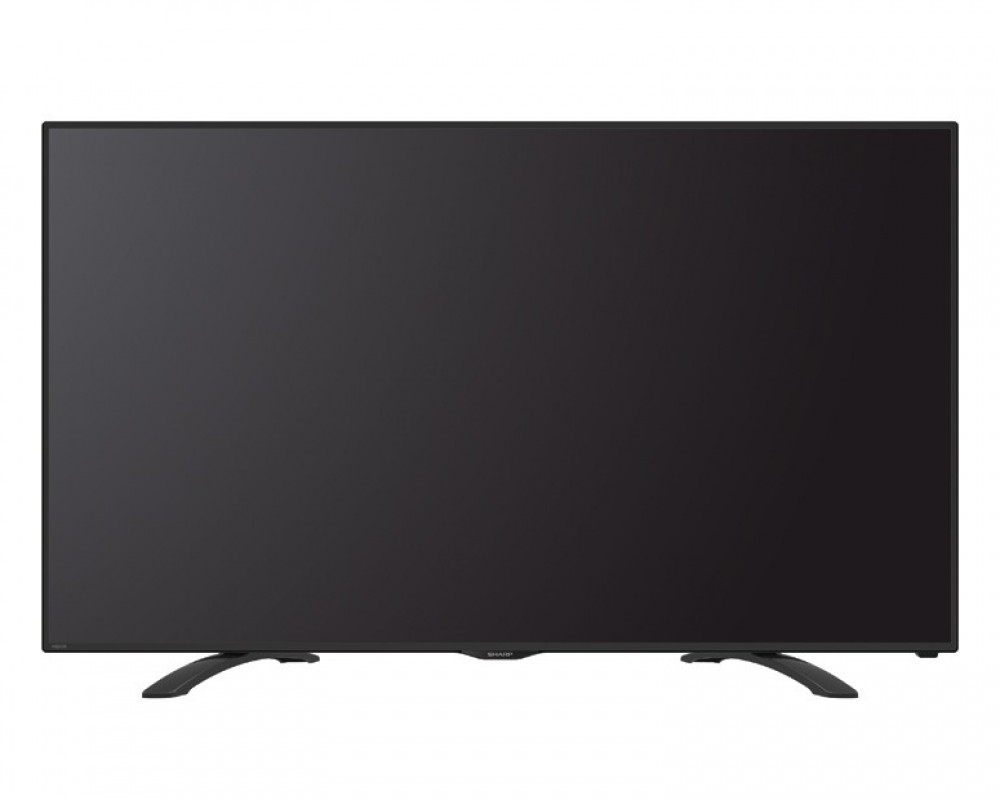 Sharp 58-inch screen with 2-inch LCD and LC-58LE2750X LED Full HD