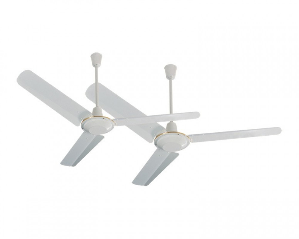 Tornado Ceiling Fan 48 Inch 3 Metal Feather & 5 Speed CF48