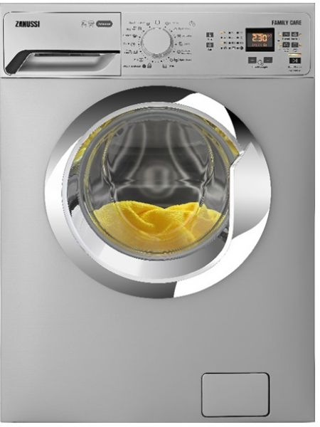 Digital Washing Machine from Zanussi ZWF60830SX-6 KG