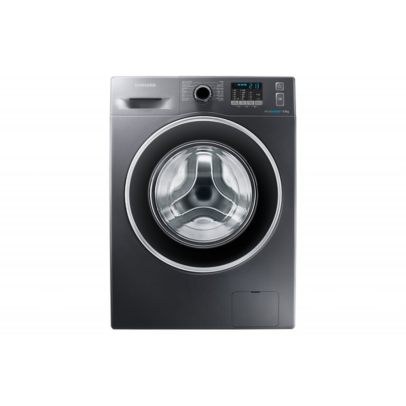 Samsung washing machine 9 kg 1200 color roll Silver Echo Baby Babylon WF90F5EHW2X
