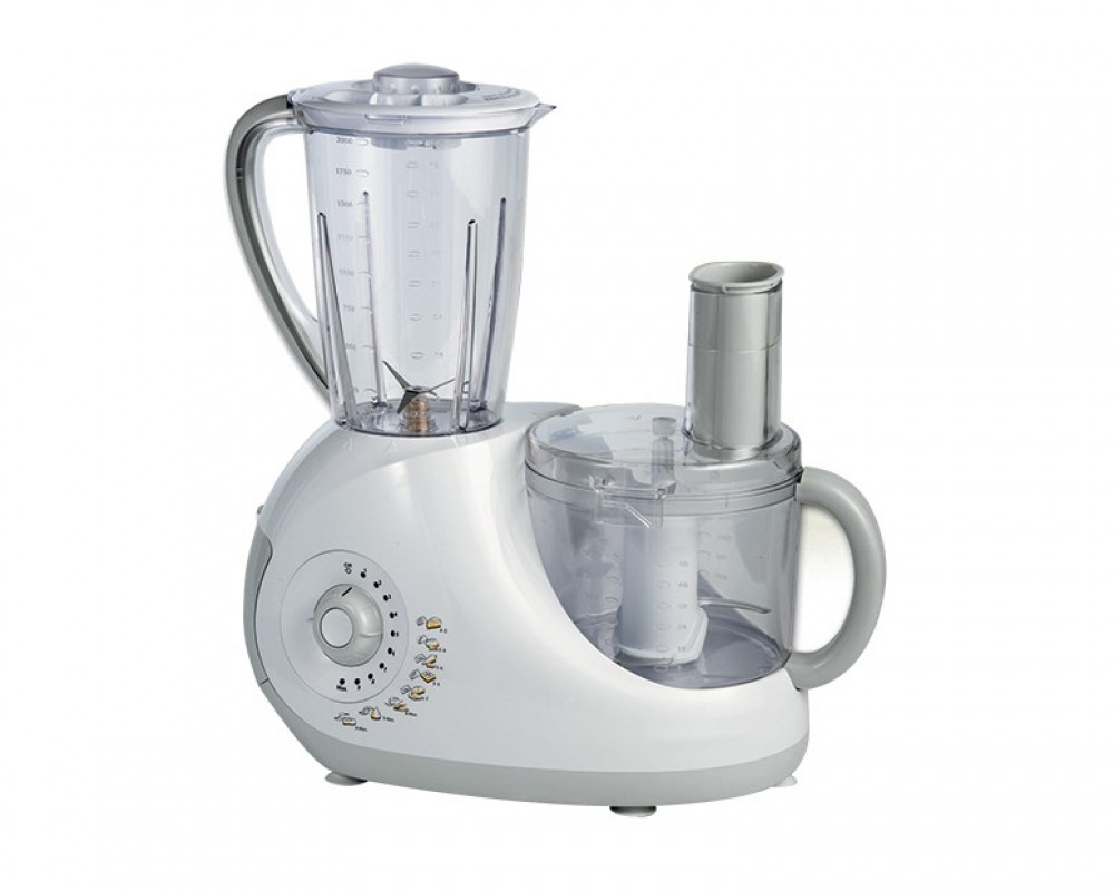 750 liter Tornado food processor with 1.5 liter pot & 2-liter flask FP-9300G
