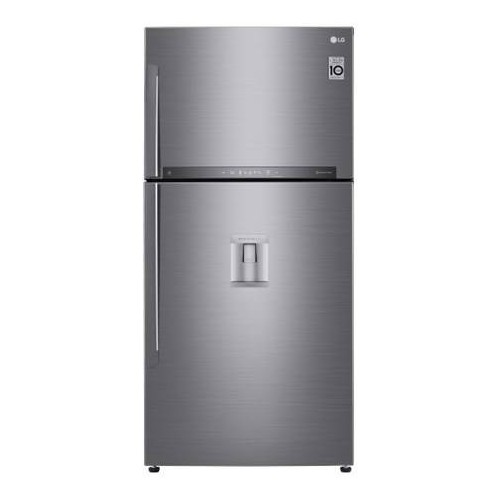 LG Refrigerator 27 Feet By Color Silver GR-F822HLHU
