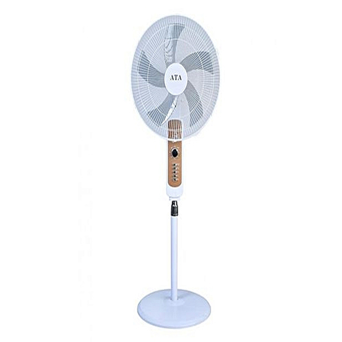 "ATA Stand Fan - 18"" - 5 Blades"