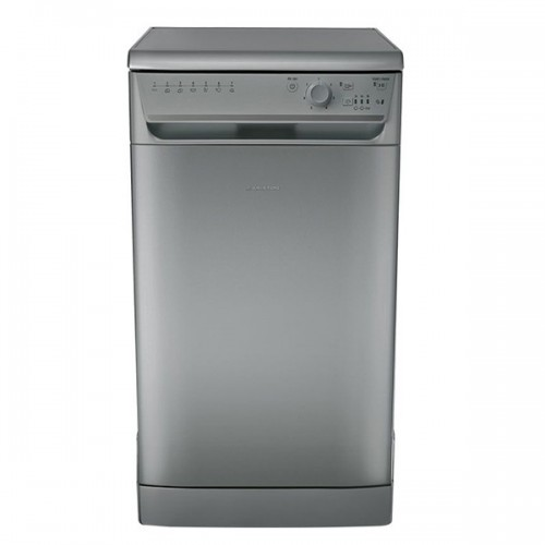 Ariston Dishwasher 45 cm 10 people 7 programs Color Silver LSFB7B09XEX