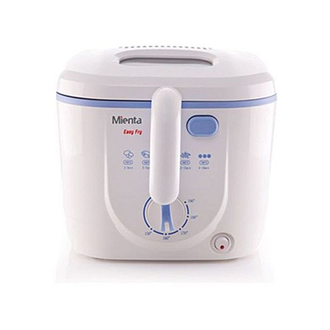 Mienta DF15202A Deep Fryer Easy Fry - 1600 Watt