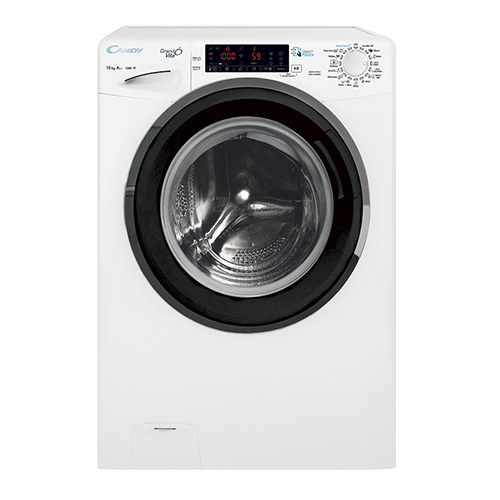Washing Machine Candy 10 Kg Automatic White Color GVS1310THN3-EGY