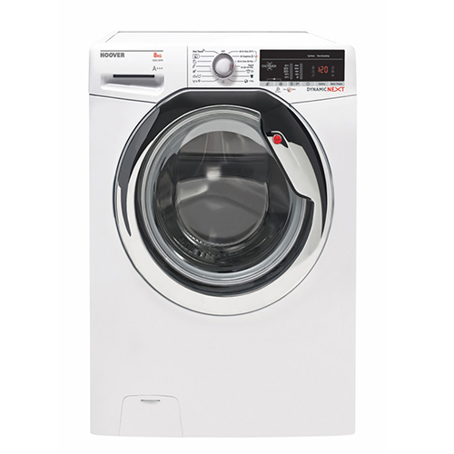 Hoover Washing Machine 8 Kg Automatic White Color DXOA38AC3-EGY