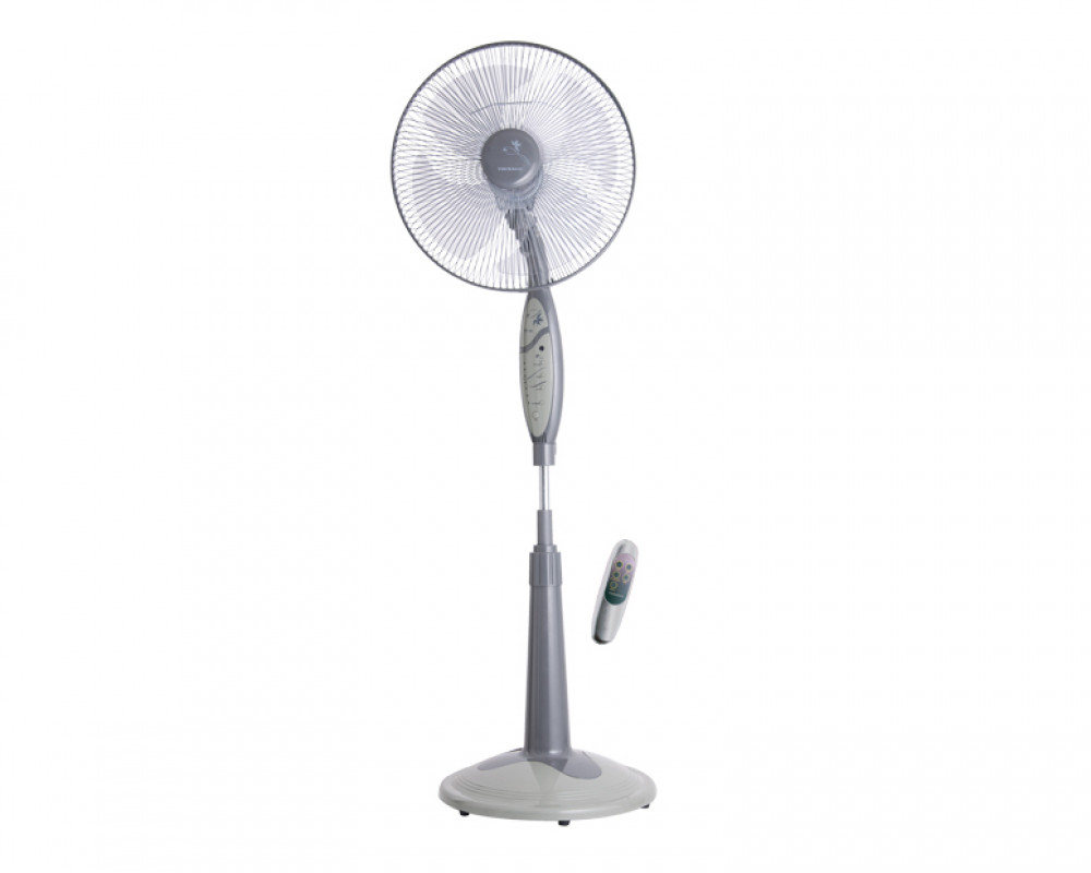16-Tornado Stand Fan Remote Control & 4 Plastic Feather EFS-65