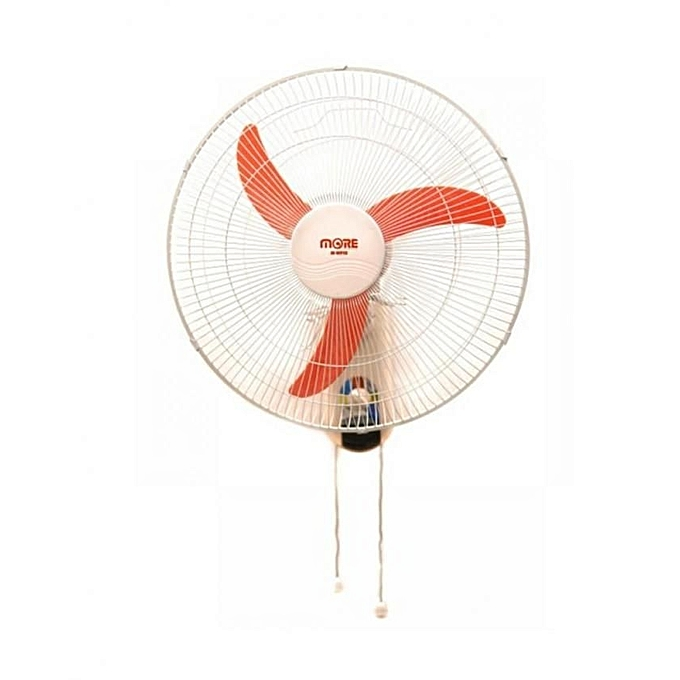 More M-WF18 Wall Fan - 3 Blades - 65 W