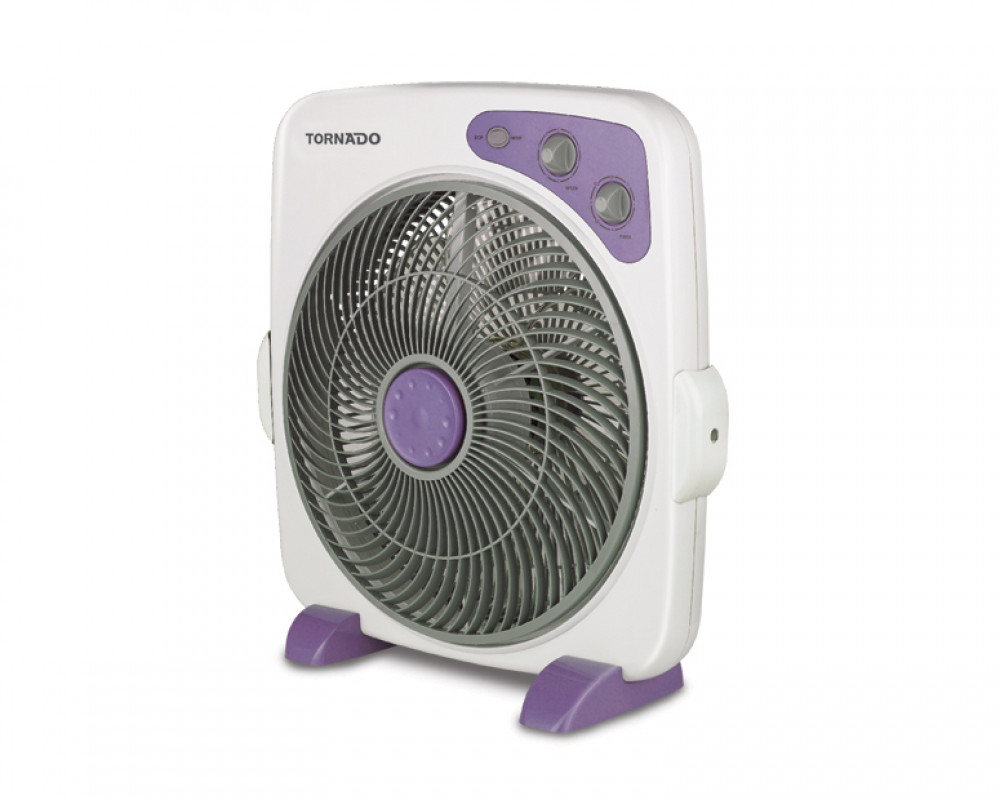 The 14-inch Torino 14-inch fan is fitted with 4 plastic brushes & 4-speed B-BXT-35