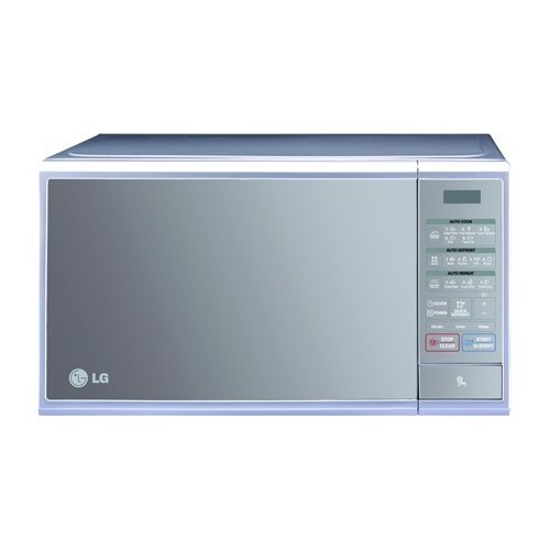 LG Microwave 40 Liter Silver MS4040S
