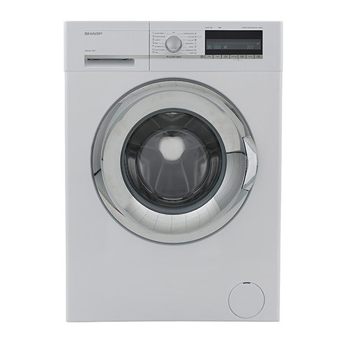 Sharp washing machine 7 kg Automatic white color ES-FP710BX3-W