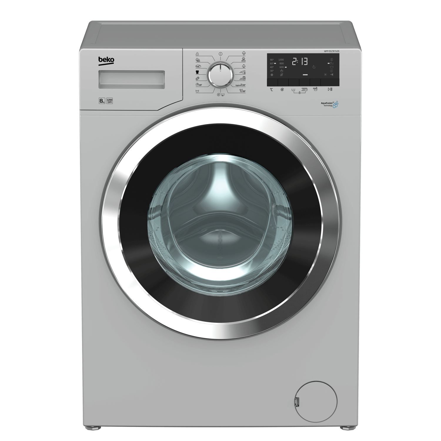 Washing Machine 8 kilo  WMY 81230 SLB1