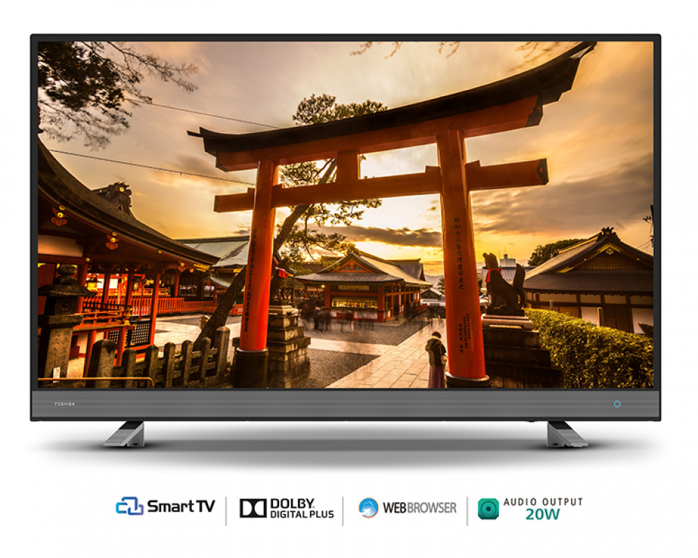 Toshiba 32-inch Smart TV Tv with 32L5750EA LED HD