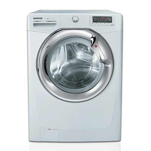 Hoover Washing Machine 8 Kg Automatic White DYN8145D2-EGY
