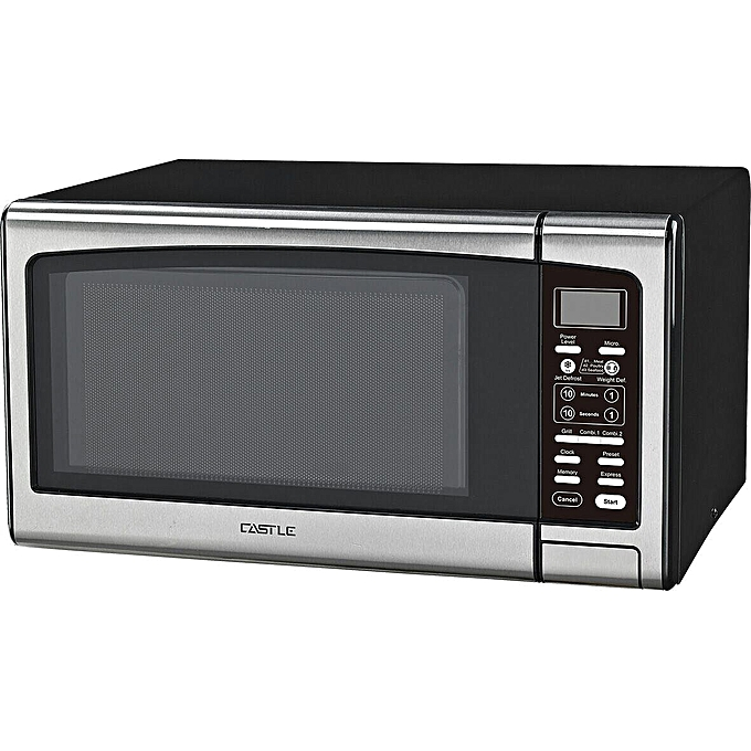 Castle Digital Microwave - 34 L