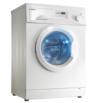 Universal washing machine front loading, 22 programs WFC3-22R85-DWH