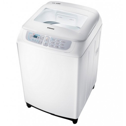 Samsung washing machine above automatic 15K white color WA15F7S4UWW