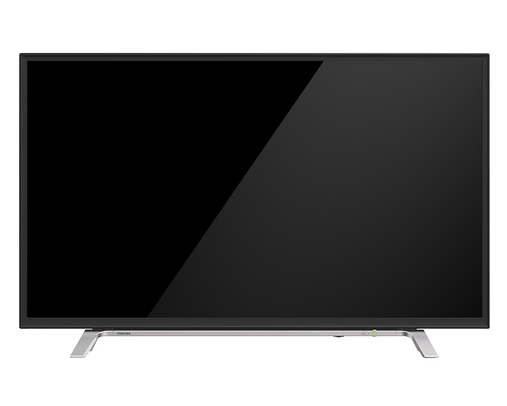Toshiba 40-inch screen with hatch access and two inputs HDI 40L261MEA LED Full HD
