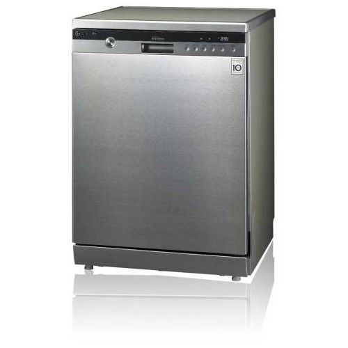LG Dishwasher 14 individual steam system   D1444CF TITANIUM