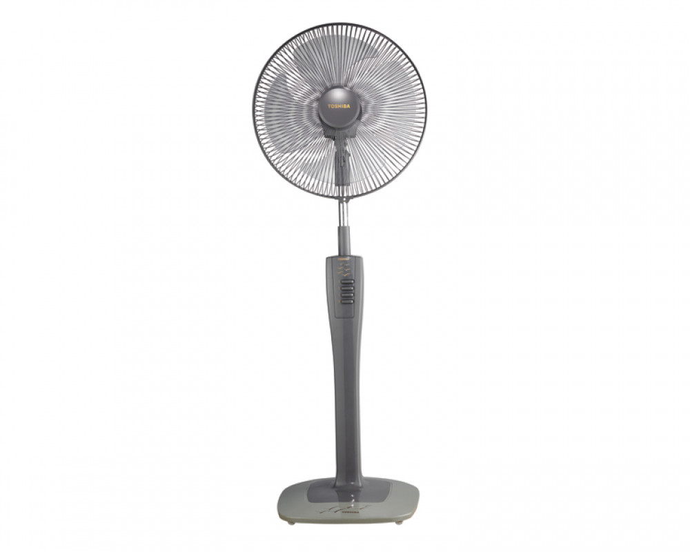 Toshiba 16-inch Stand fan 4 Plastic & 3-speed feather EFS-74 (PS)