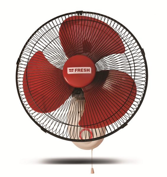 Fresh Brilliant Wall Fan