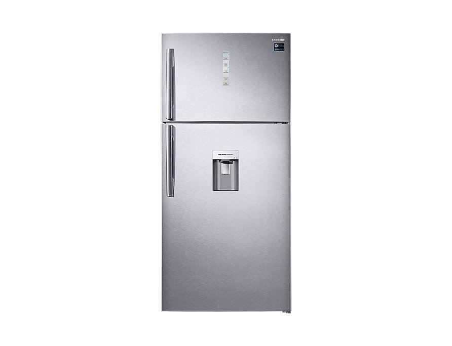 Freezer Refrigerator RT62K7150SL with 618 Liter Twin Cooling System samsung