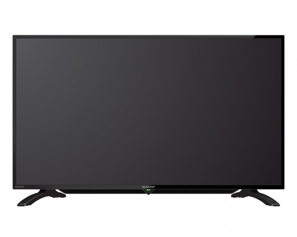 40 Sharp Screen with Sliding Door & Two Hdmi Inputs LC-40LE2800X LED TV Full HD