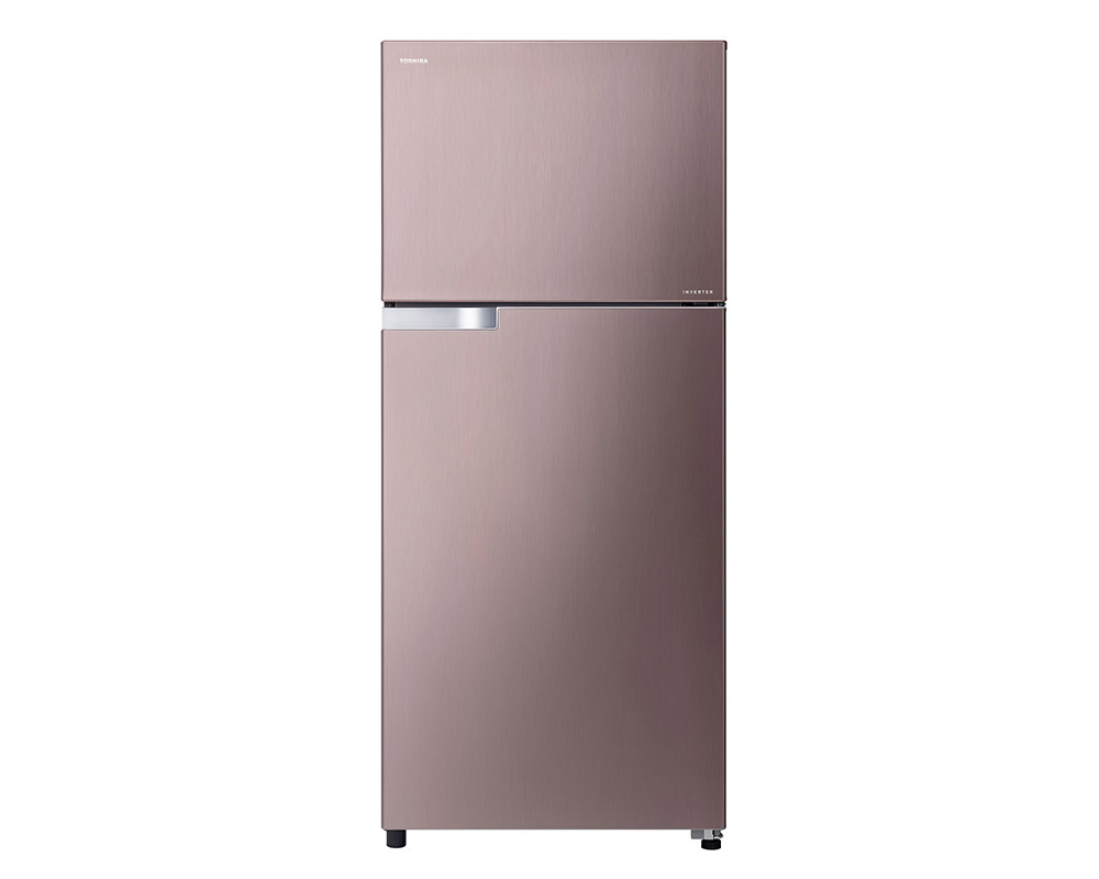 Toshiba 377-liter Nofrost refrigerator operates with GR-EF46Z-FS technology